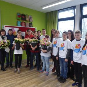 Flower Power! Faire Blumen für Frauenrechte