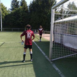 Teilnahme am Sommercup der Hofschule Bildstock