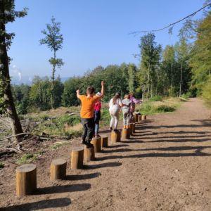 Ausflug zum Walderlebnispfad Nalbach