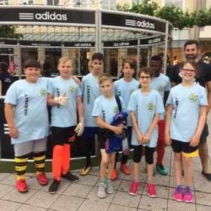 Die AFS bei der Mini-WM – ein tolles Erlebnis