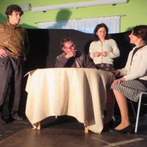 """Theateraufführung """"Anne Frank"""""""