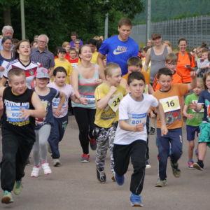 Die AFS bei den Saarländischen Laufmeisterschaften