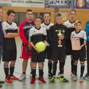 Anne-Frank-Schule gewinnt den Seffersbachcup 2016