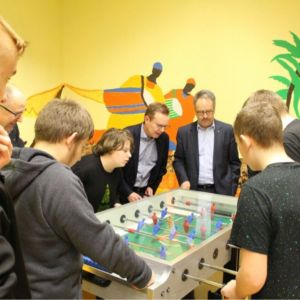 LIONS Club Saarlouis und Rotary Club Merzig-Saarlouis spenden an die AFS